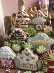 Gingerbread man's dream - Perníčkův sen