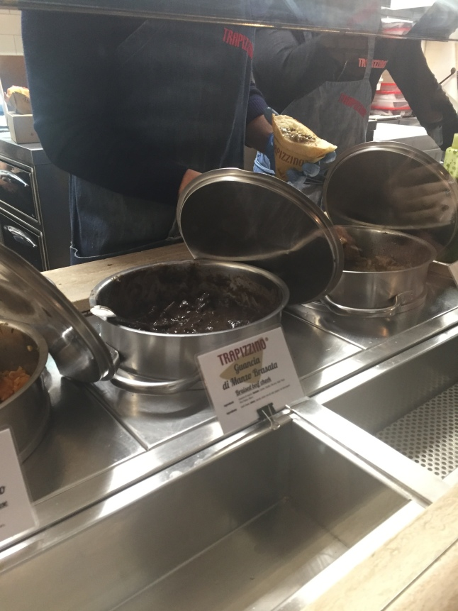 Trapizzino, Italian Street Food