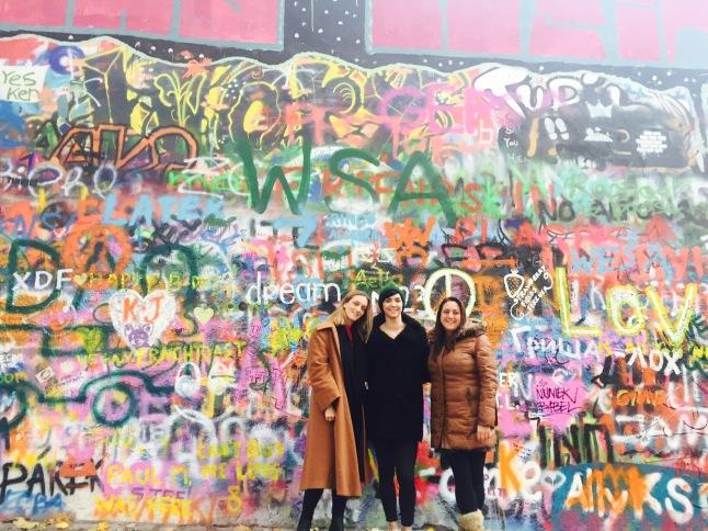 John Lennon Wall 2017