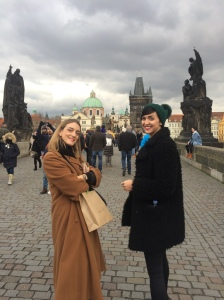 Pen & Soph, Charles Bridge, Prague