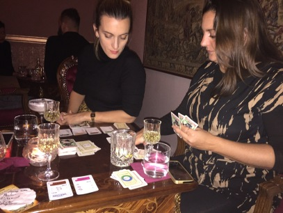 Monopoly Deal at the Alchemist Bar, Prague