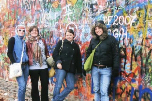 John Lennon Wall 2007