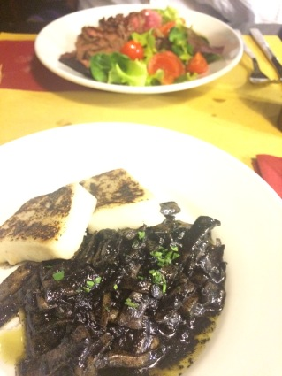Cuttlefish at Osteri al Cicheto