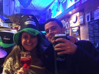 St. Patricks Day in Venice