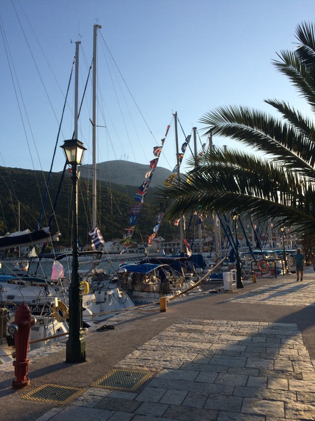 Port of Agia Efimia