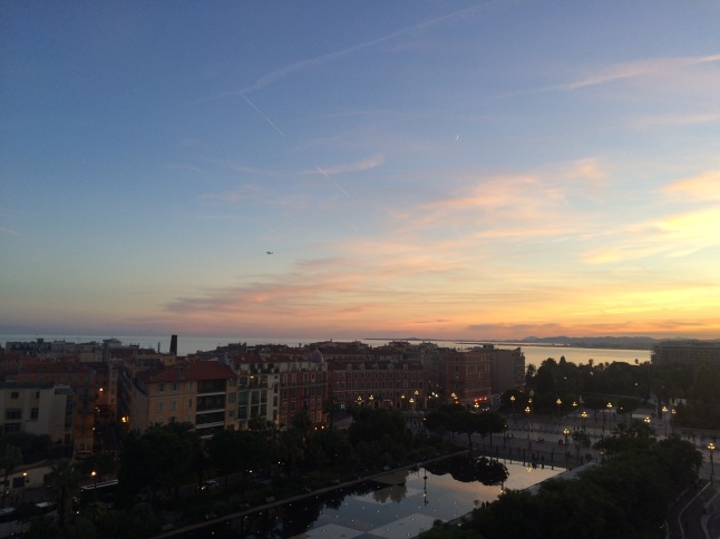 View from Hotel Aston La Scala