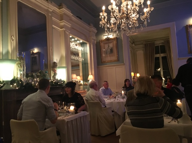 Park Restaurant, Bruges