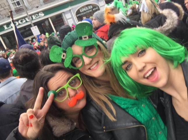 St Patrick's Day - Parade Ready