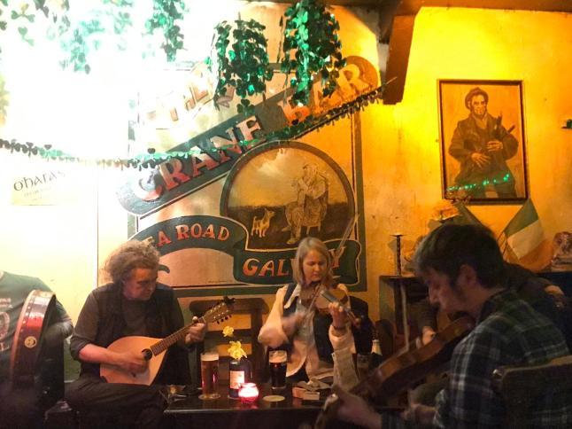 The Crane Bar, Galway
