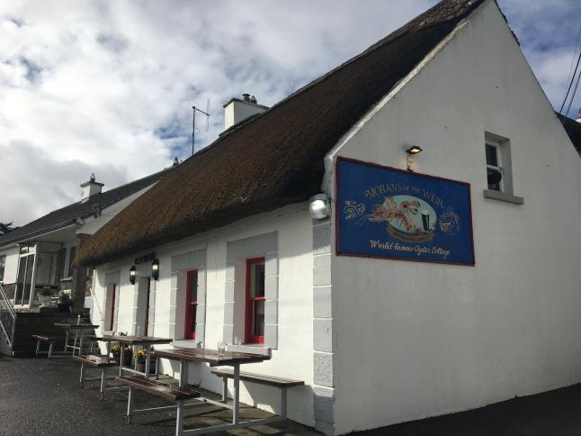 Moran's Oyster Cottage