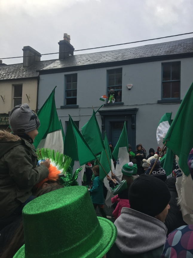 St Patrick's Day Parade, Galway