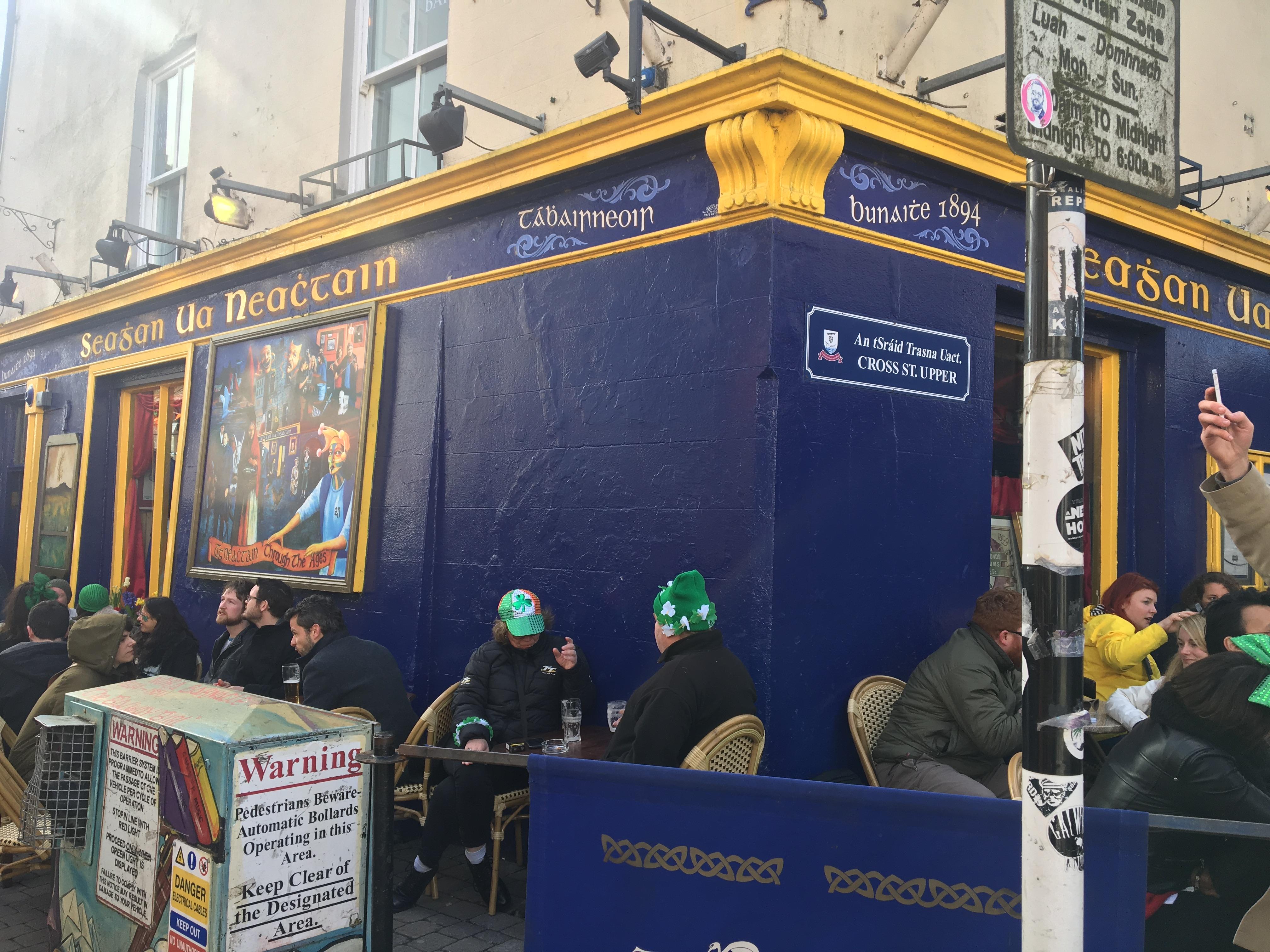Tigh Neachtain, Galway