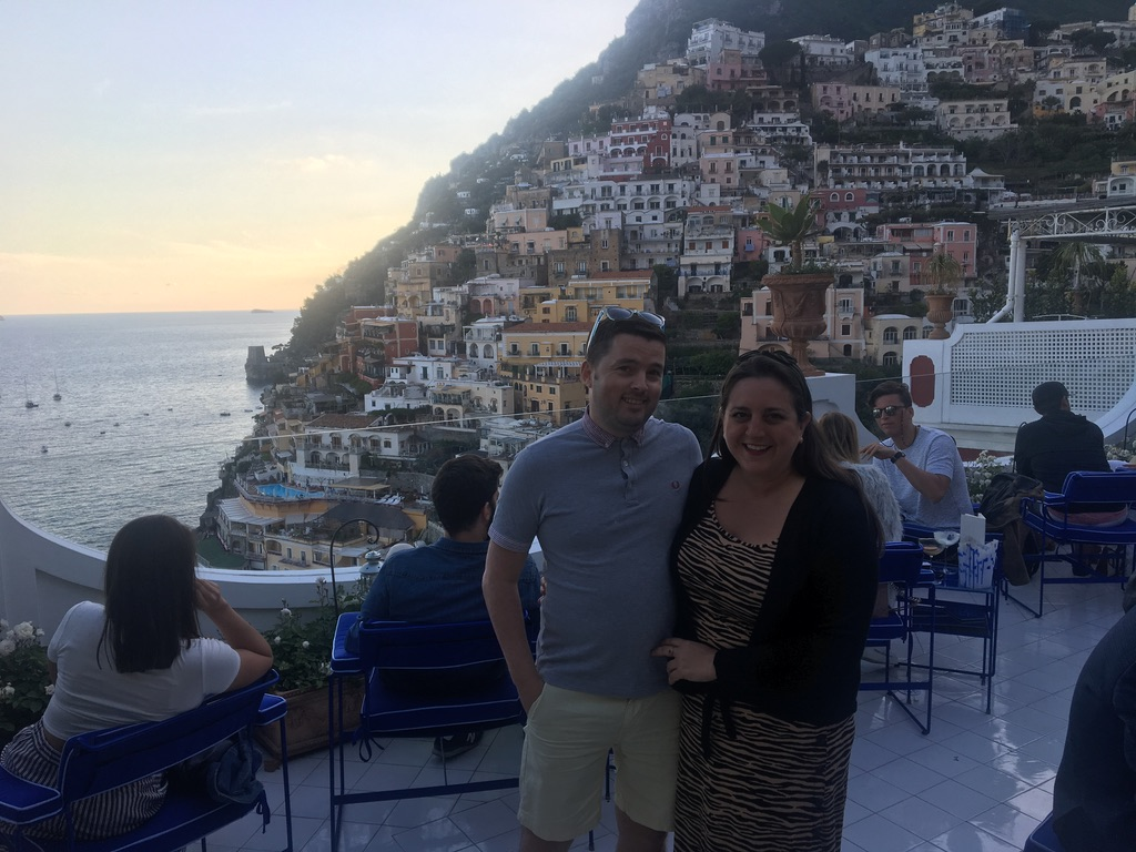 Franco's Bar, Positano