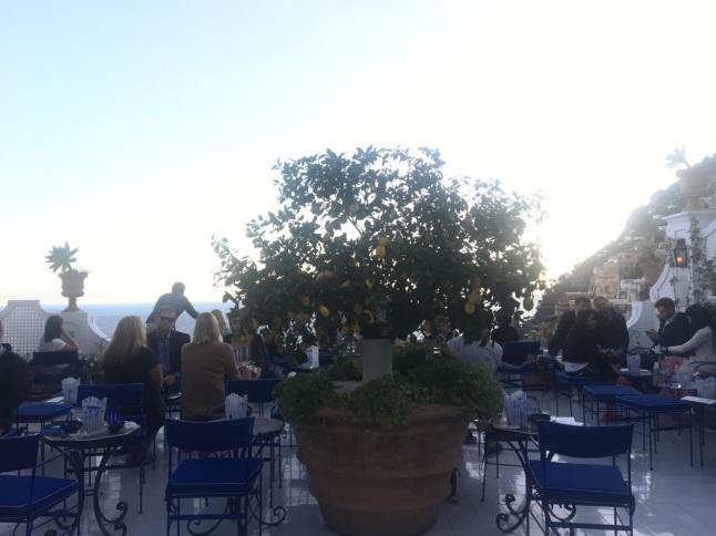 Franco's Bar, Positano