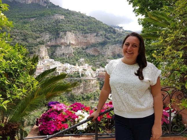 Lisa Vecchio, Positano
