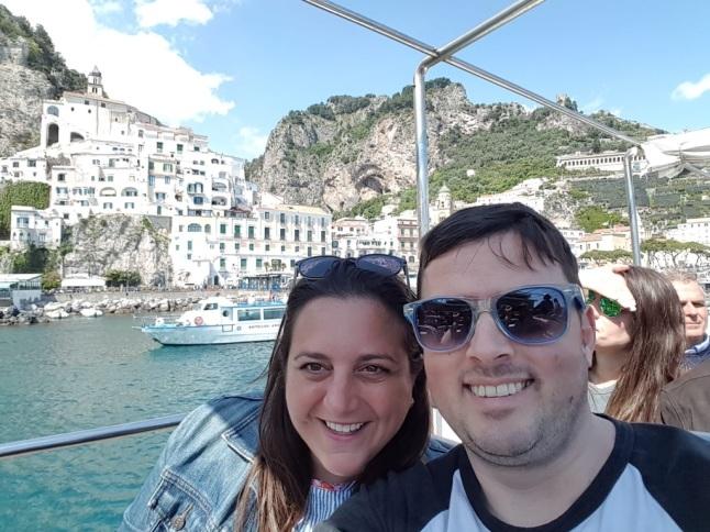 Ferry Salerno to Positano
