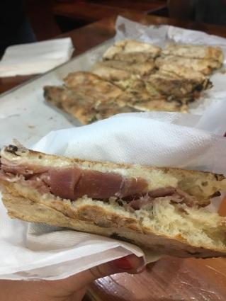 saltimbocca, pizzeria da franco