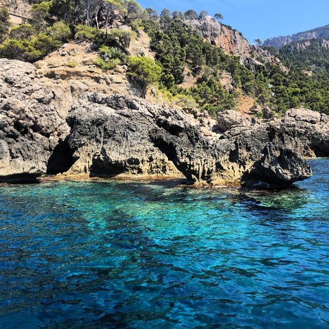 blue lagoon, Majorca