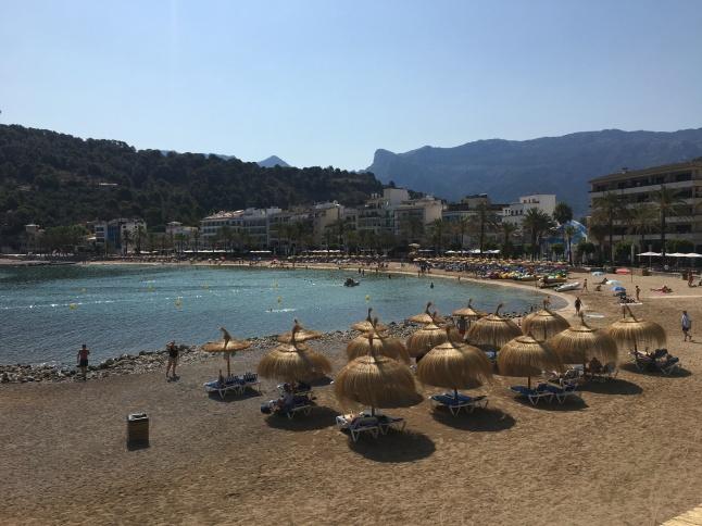 Platja d'en Repic beach, Majorca