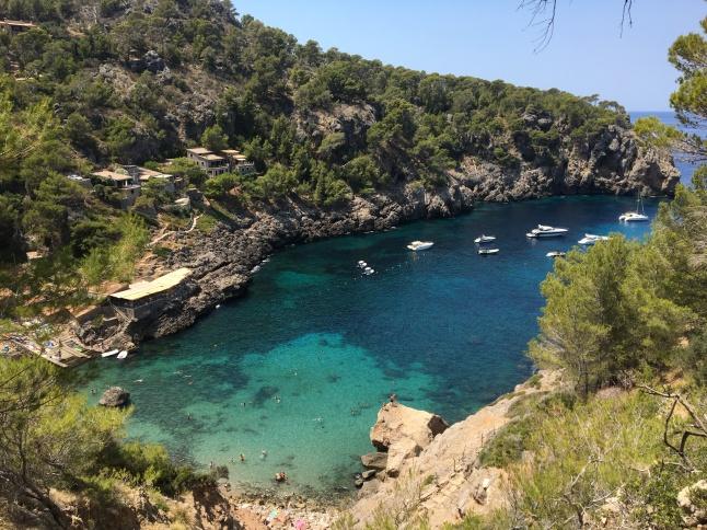 Cala Deia View, Majorca