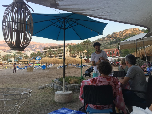 Patiki Beach Restaurant, Majorca