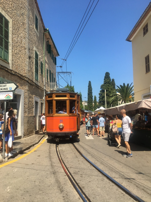 Tren de Sóller, Majorca