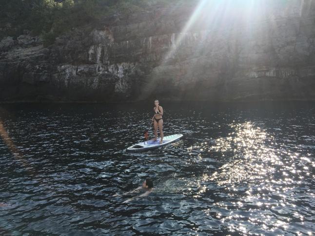 Paddle boarding, Mezzo Magic, Majorca