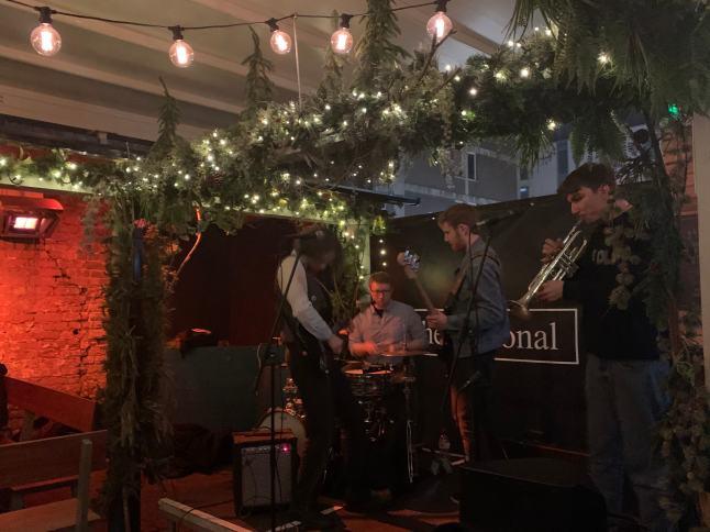 Belfast Busking Band