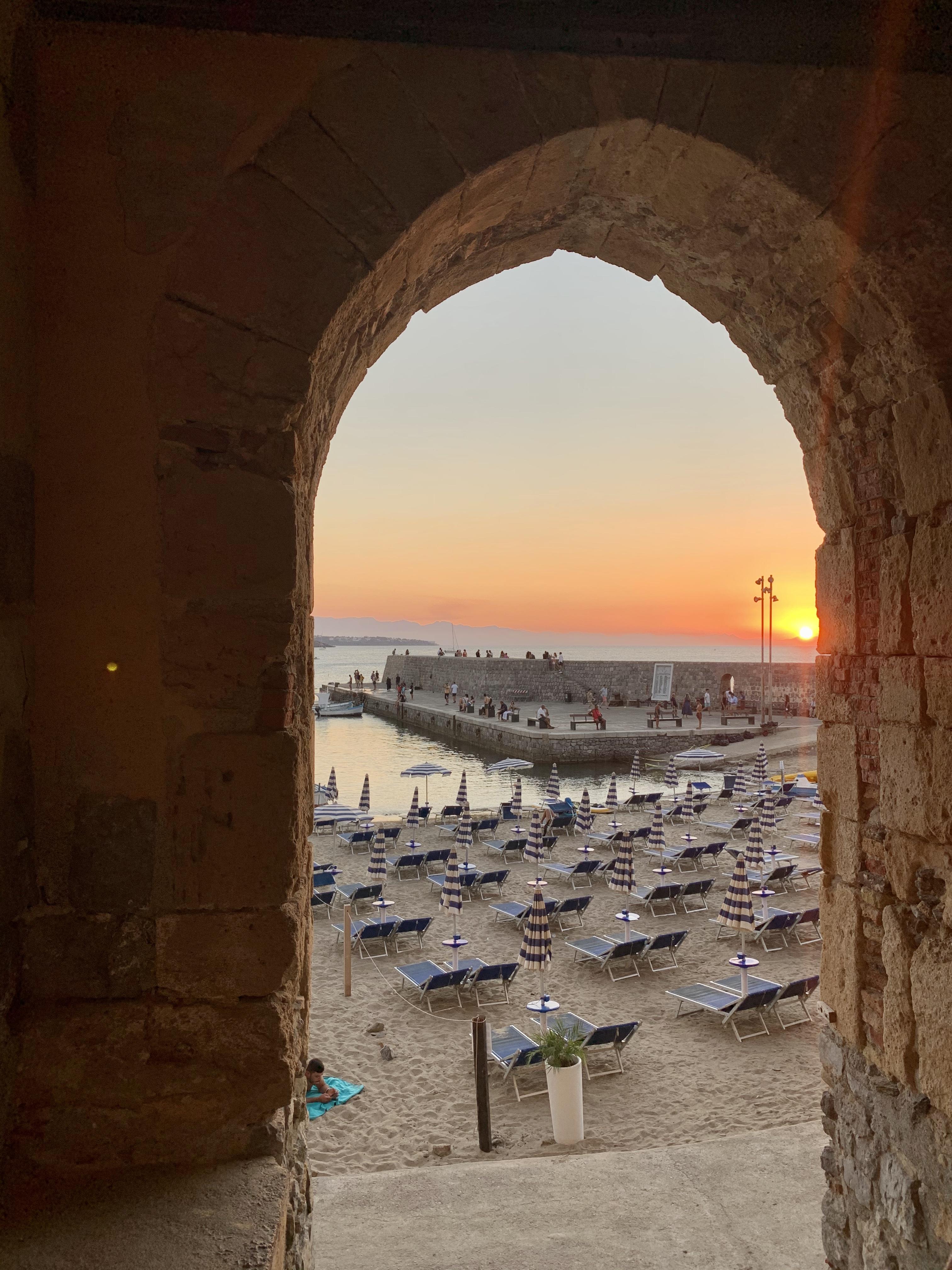 Porta Pescara, Cefalu